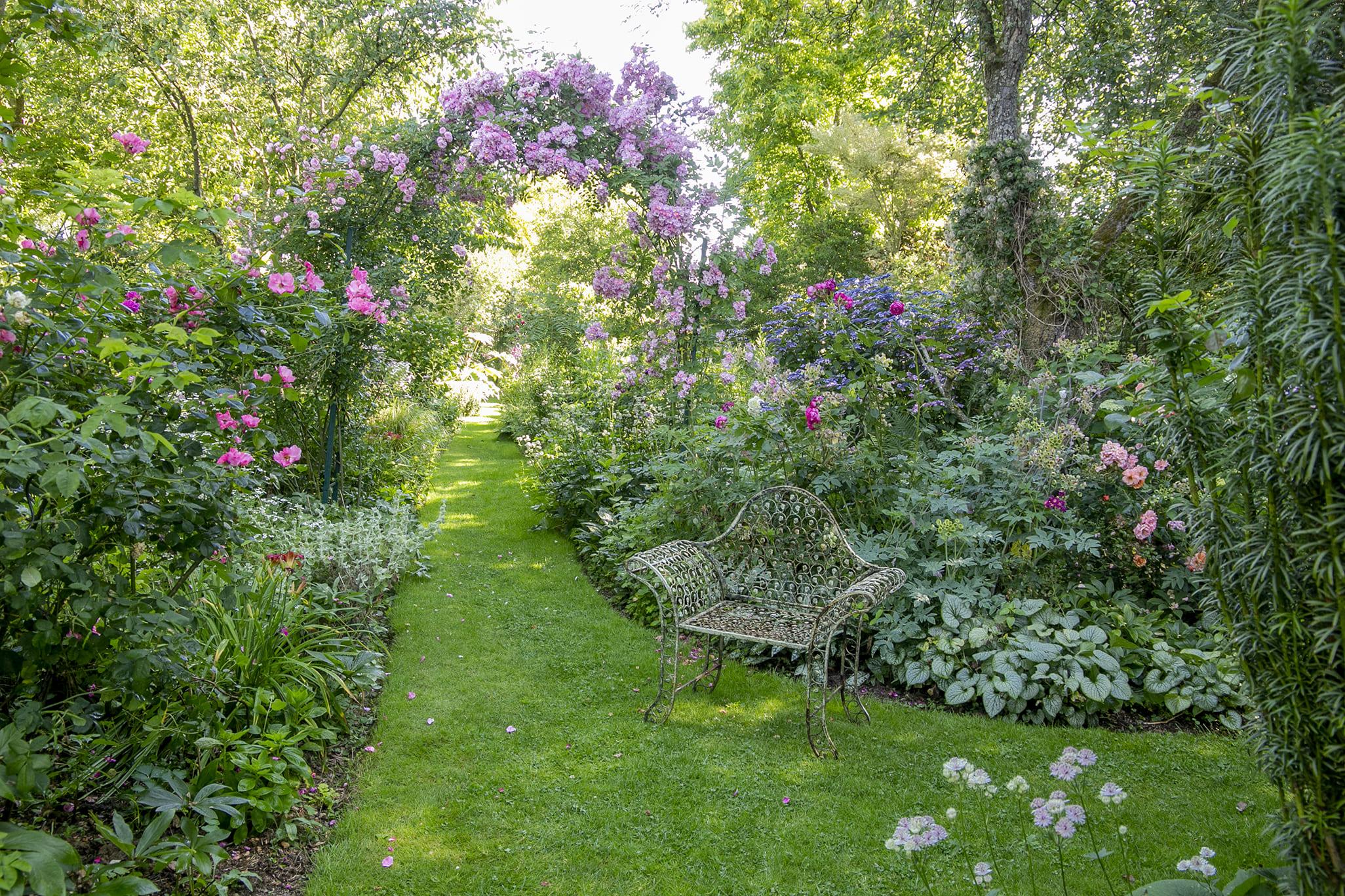 Les jardins d'angélique